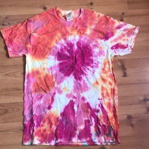 Handmade Tie-Dye T-Shirt